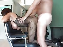 milf nylon stocking