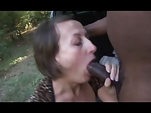nasty oral outdoor ride wild amateur big-tits black boobs