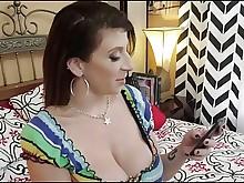 milf seduced big-tits blowjob boobs cougar cumshot daughter friends