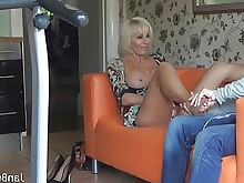 fetish foot-fetish hd milf really