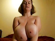 webcam amateur big-tits boobs bbw homemade milf