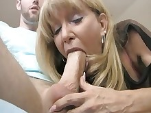 amateur sucking blowjob threesome big-cock wife cumshot daughter fuck