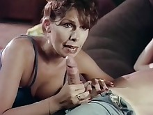 milf threesome vintage blowjob mammy