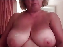 big-tits boobs cumshot handjob mature