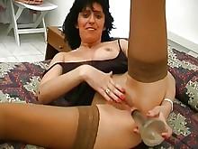 nasty anal hairy mature milf