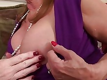 mature milf hot lesbian mammy