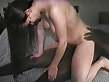 interracial hot cumshot brunette black amateur lover milf