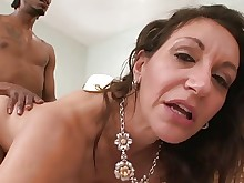 huge-cock innocent interracial kitty licking mature old-and-young oral pussy