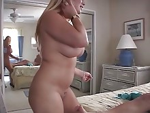 big-tits blowjob big-cock cumshot handjob huge-cock inside mammy mature