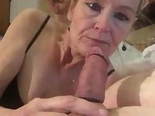amateur blonde blowjob big-cock cum cumshot deepthroat milf oral