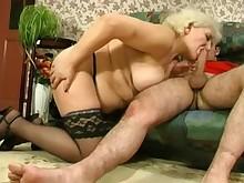 creampie bbw granny mature