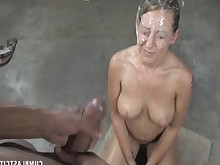 big-tits cum cumshot handjob hot mammy milf natural orgasm