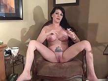 brunette bbw fetish foot-fetish mammy mature milf nasty oil