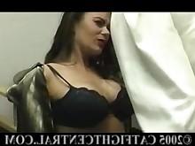 bdsm big-tits boobs fetish lesbian mammy slave