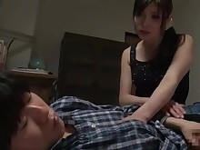 amateur brunette close-up daddy fuck handjob japanese jerking mammy