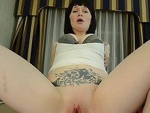 blowjob brunette mammy milf nasty pornstar pov really slave