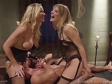 bdsm blonde daughter domination fetish mammy milf pornstar punished