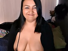 babe fatty fetish milf really smoking