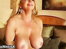 babe big-tits blonde foot-fetish mammy masturbation ride solo