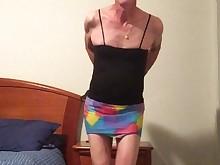 dress mature