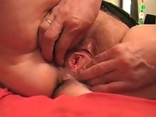 amateur ass babe bbw fatty fisting hairy mammy masturbation