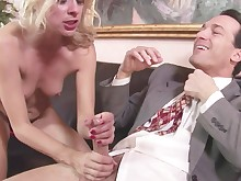 ass big-tits blonde blowjob boobs boss big-cock creampie cum