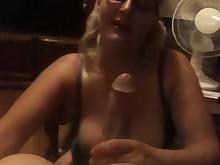 amateur ass big-tits blonde blowjob boobs big-cock deepthroat glasses