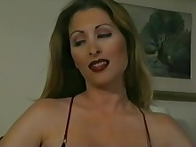 amateur brunette fetish milf monster vintage