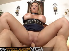 ass big-tits blonde boobs big-cock cum cumshot dolly fuck