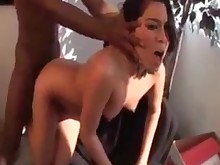 blowjob big-cock hardcore interracial mammy milf monster sucking threesome