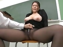 japanese milf teacher