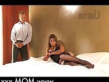mammy mature milf oral orgasm pussy ride wife big-tits