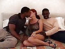 ebony fuck hot mature pornstar wife black big-cock
