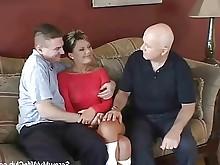 milf threesome wife 18-21 ladyboy